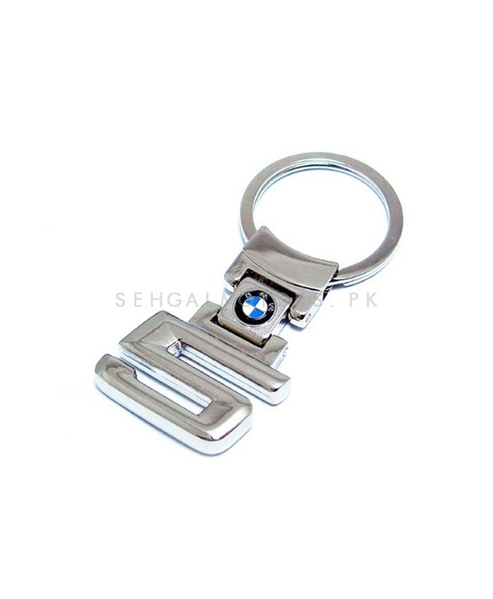 Buy Bmw 5 Series Metal Key Chain / Key Ring in Pakistan