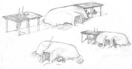 Scott Seibel, Artist Illustrator
