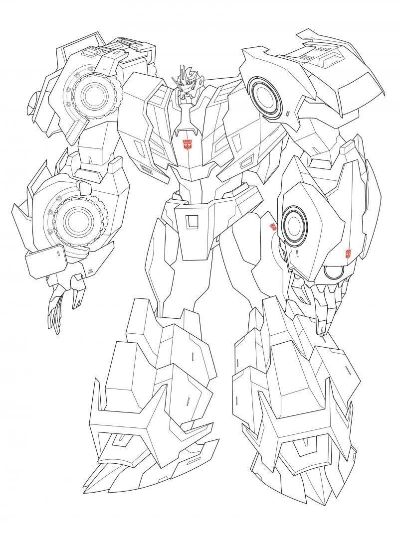 [Najbardziej poszukiwany] Transformers Robots In Disguise