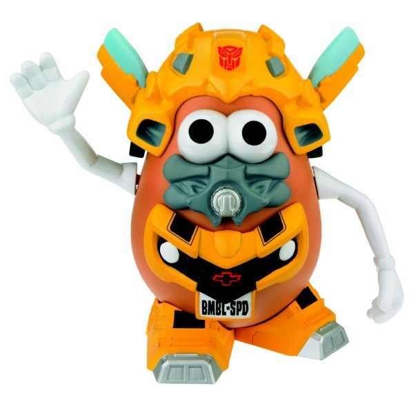 Bumble Spud - Transformers Revenge Of Fallen