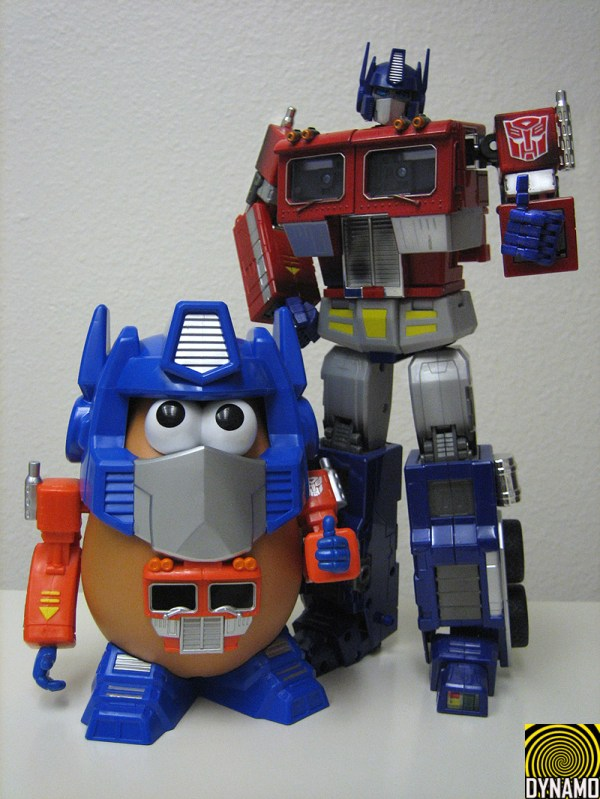 Optimash Prime And - Transformers