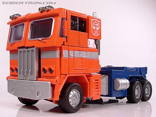 Optimus Prime - 20th Anniversary