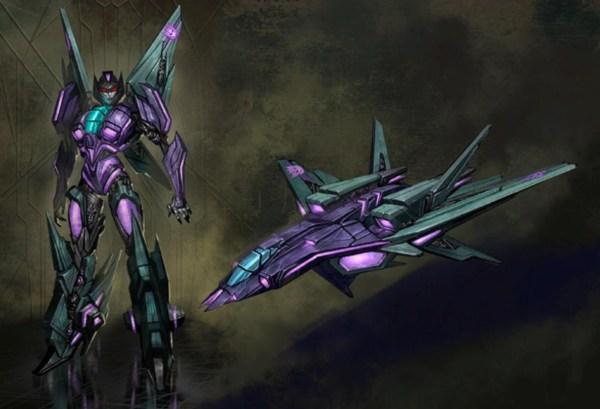 Transformers War Cybertron Concept Art Revealed