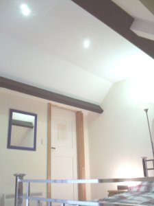 LED's in use in clients house