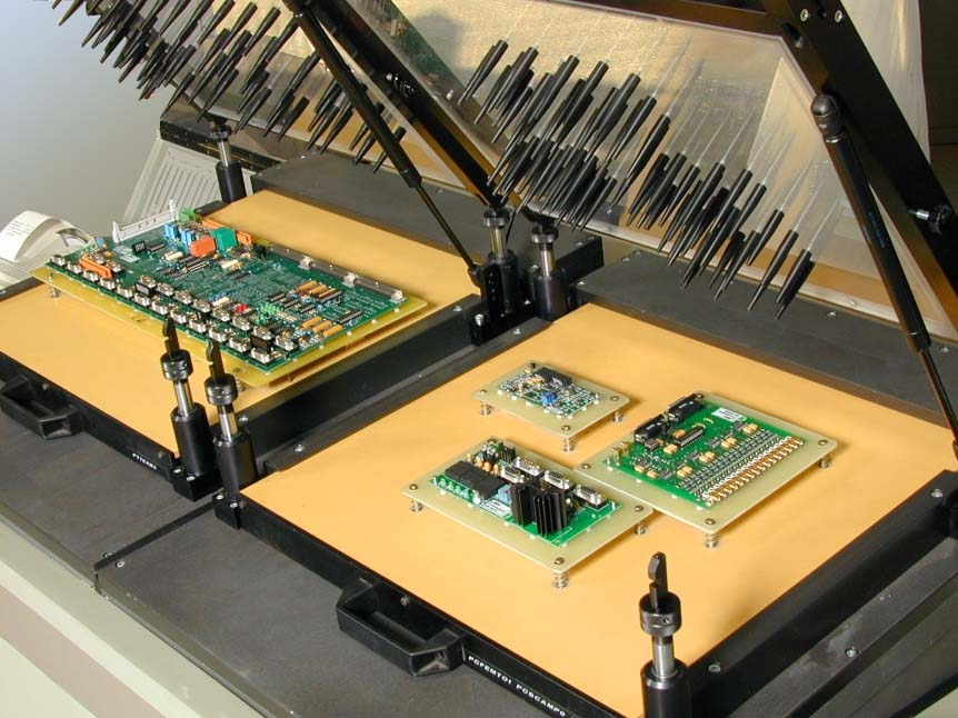 Boards Specialized Test Equipment And Test Fixture Design To Identify