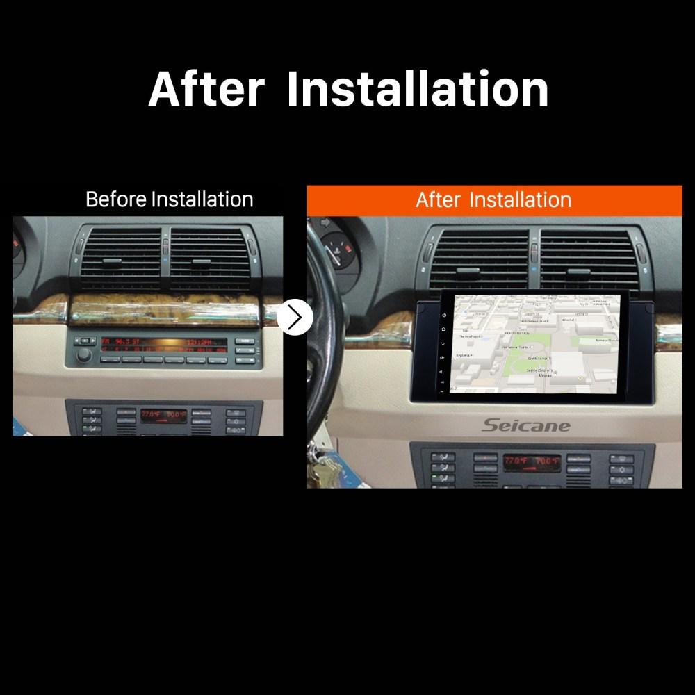 medium resolution of 1996 1997 1998 1999 2003 bmw 5 series e39 520i 523i 525i m5 car radio