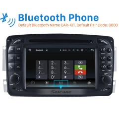 aftermarket android 8 0 gps navigation system for 2000 2005 mercedes 2005 mercedesbenz c320 car stereo wiring and color information [ 1500 x 1500 Pixel ]