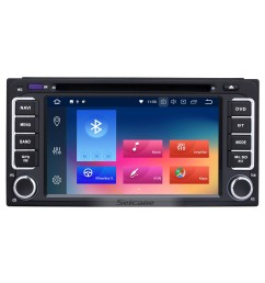 android 9 0 2000 2006 toyota corolla ex touchscreen radio gps navigation dvd player wifi bluetooth mirror  [ 1500 x 1500 Pixel ]