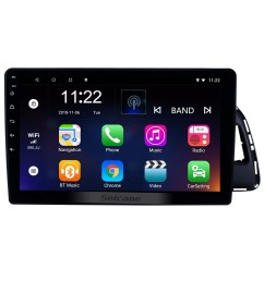 10 1 inch android 8 1 gps navigation hd touchscreen radio for 2010 2017 audi q5 with bluetooth usb wifi aux support dvr swc 3g carplay rearview camera obd [ 1500 x 1500 Pixel ]