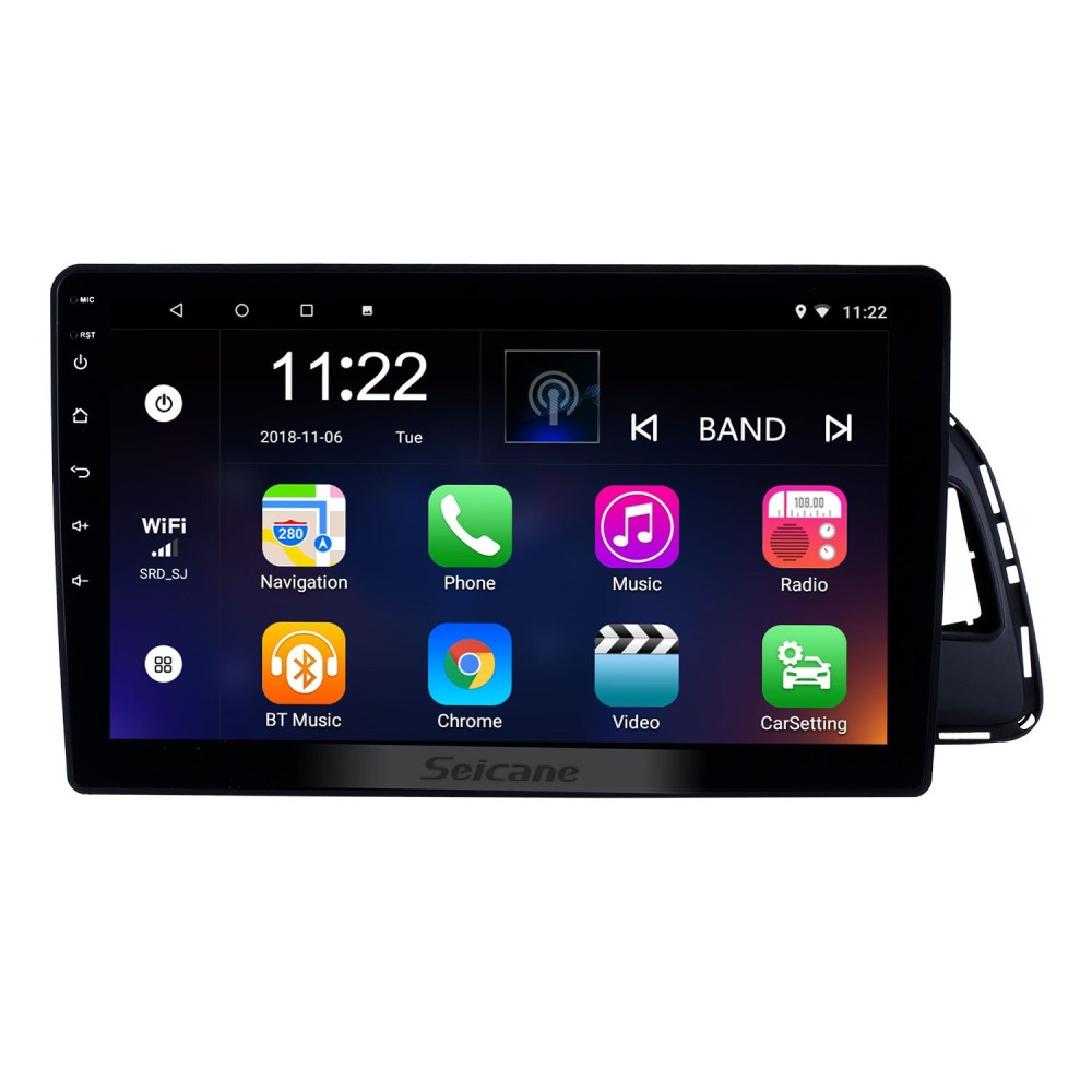medium resolution of 10 1 inch android 8 1 gps navigation hd touchscreen radio for 2010 2017 audi q5 with bluetooth usb wifi aux support dvr swc 3g carplay rearview camera obd