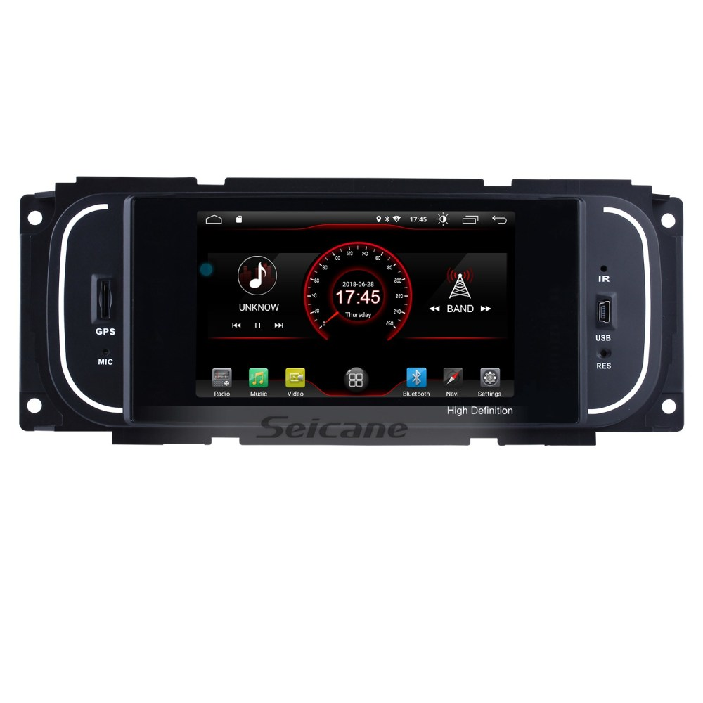 medium resolution of android 8 1 hd touch screen 2002 2006 dodge ram pick up radio bluetooth gps navigation system