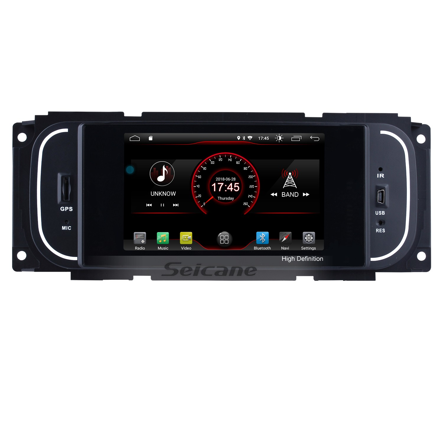 hight resolution of android 8 1 hd touch screen 2002 2006 dodge ram pick up radio bluetooth gps navigation system