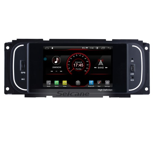 small resolution of android 8 1 hd touch screen 2002 2006 dodge ram pick up radio bluetooth gps navigation system