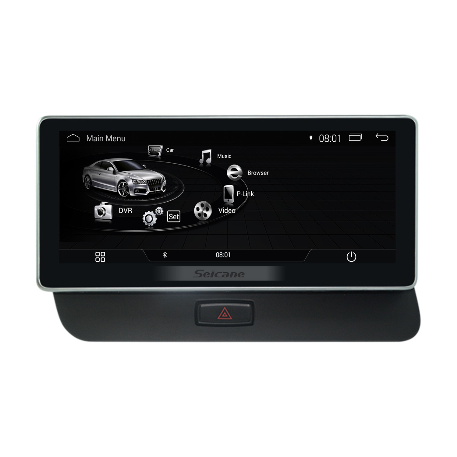 hight resolution of 10 25 inch 2009 2018 audi q5 left hand driving car android 7 1 radio 1280