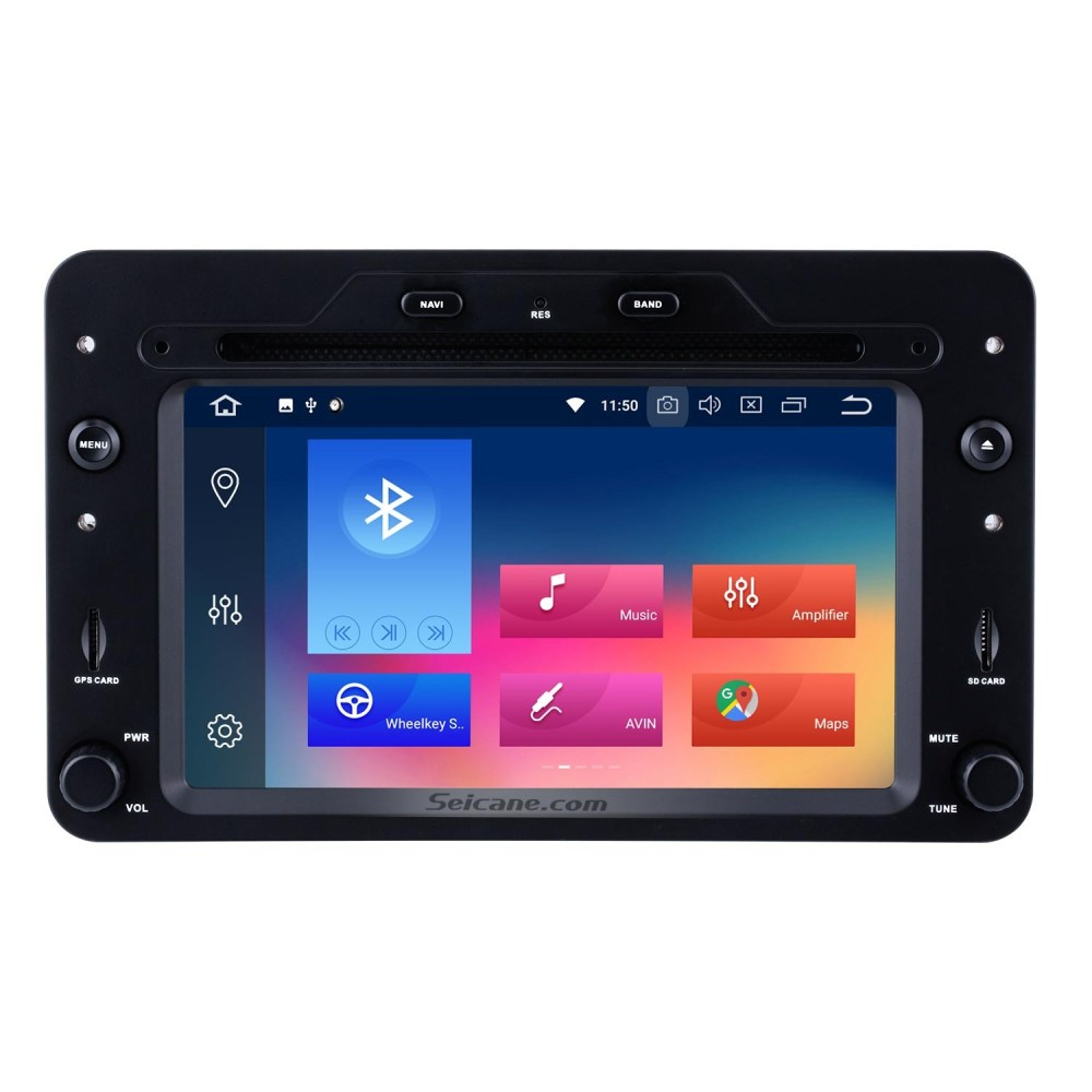 medium resolution of all in one android 9 0 radio for 2005 onwards alfa romeo 159 sportwagon with