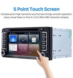 seicane s12746 quad core android 4 4 4 gps dvd car audio system for 1998 [ 1500 x 1500 Pixel ]
