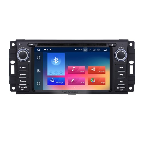 small resolution of oem 2007 2008 2009 2010 jeep wrangler unlimited android 9 0 radio gps navi dvd player stereo upgrade with bluetooth wifi 1080p video usb sd mirror link