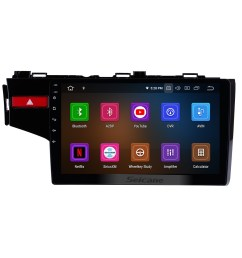 10 1 inch 2014 2015 2016 honda fit 1024 600 touchscreen android 9 0 radio bluetooth gps  [ 1500 x 1500 Pixel ]