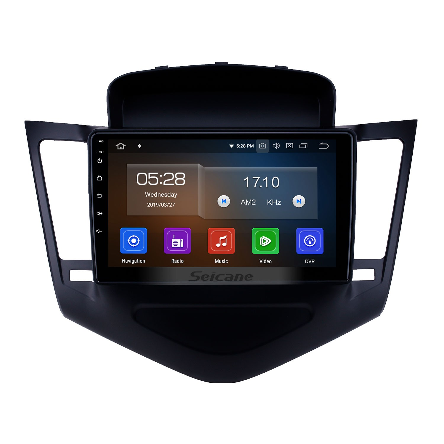 hight resolution of 2013 2015 chevy chevrolet cruze android 9 0 9 inch gps navigation bluetooth radio with usb fm