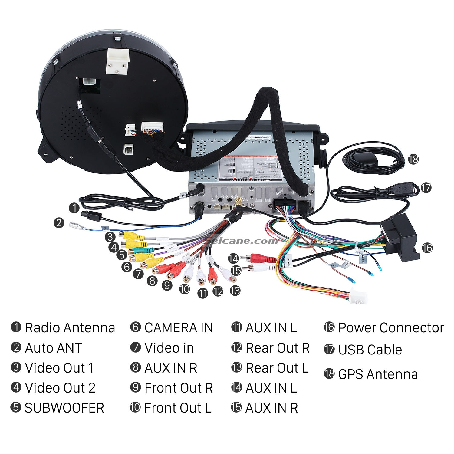 hight resolution of  android 8 0 car gps navigation dvd player for 2006 2013 bmw mini cooper with radio