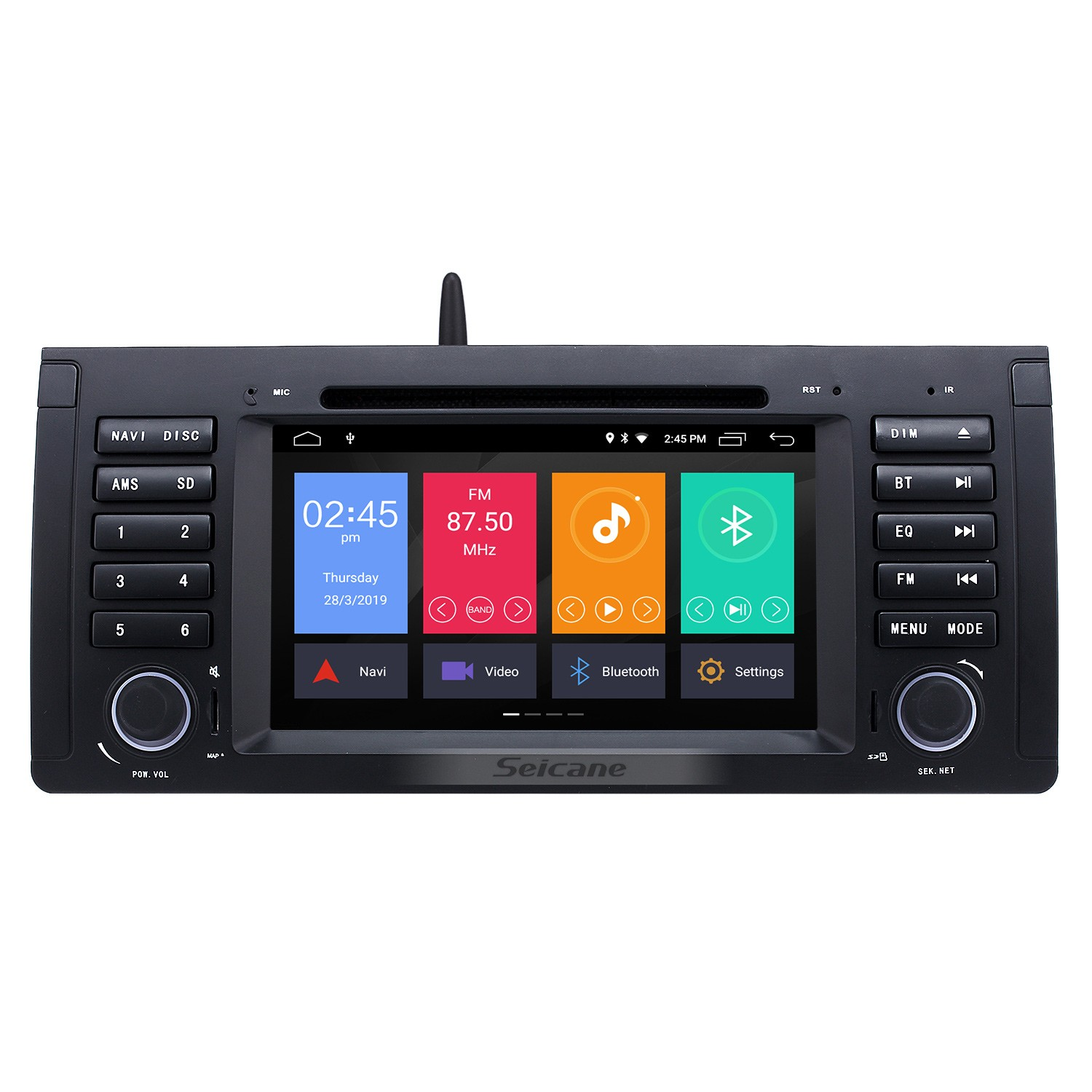 hight resolution of android 9 0 car dvd player for bmw x5 e53 with gps radio tv bluetooth bmw x5 tv tuner wiring diagram