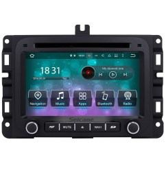 android 9 0 7 inch hd touch screen dvd player for 2013 2015 dodge ram 1500  [ 1500 x 1500 Pixel ]