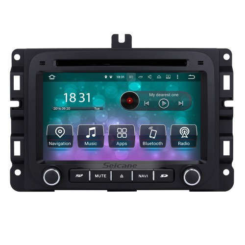 small resolution of android 9 0 7 inch hd touch screen dvd player for 2013 2015 dodge ram 1500