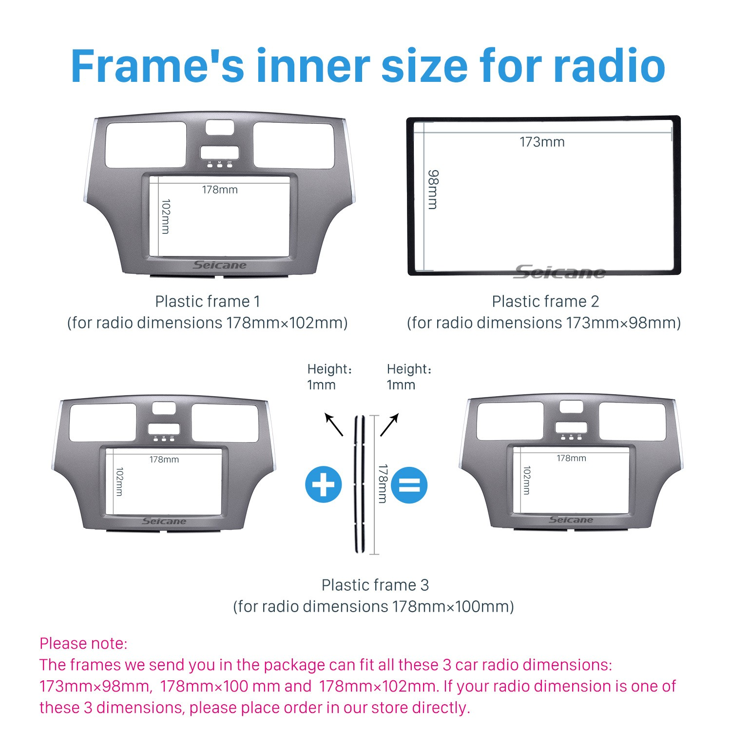 hight resolution of grey double din 2008 toyota windom es300 car radio fascia stereo dash kit surround panel dvd frame