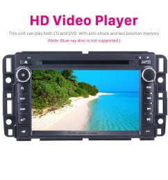 oem 2007 2013 gmc yukon tahoe acadia chevy chevrolet tahoe suburban buick enclave android 9 0  [ 1500 x 1500 Pixel ]