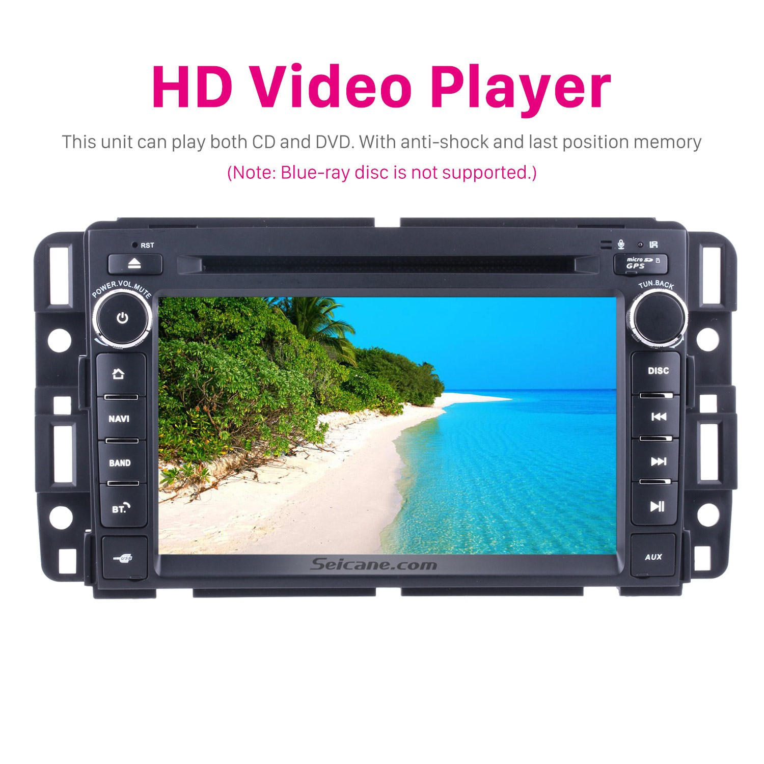 hight resolution of  oem 2007 2013 gmc yukon tahoe acadia chevy chevrolet tahoe suburban buick enclave android 9 0