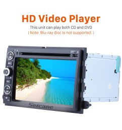 aftermarket radio android 9 0 7 inch hd touchscreen dvd player for 2006 2009 ford fusion  [ 1500 x 1500 Pixel ]