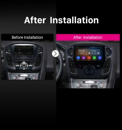 wiring android 9 0 9 inch 2012 2015 ford focus hd touchscreen gps on ford sync  [ 1500 x 1500 Pixel ]