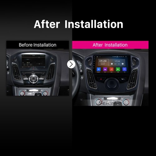 small resolution of  wiring android 9 0 9 inch 2012 2015 ford focus hd touchscreen gps on ford sync