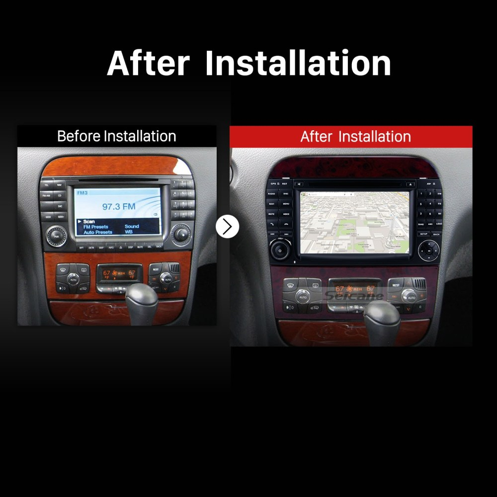 medium resolution of s500 2005 w220 radio wiring diagram database reg 1024 600 capacitive touch screen android 9