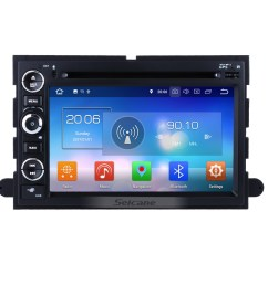android 8 0 radio head unit 7 inch hd touchscreen for 2004 2014 ford f150 f250  [ 1500 x 1500 Pixel ]