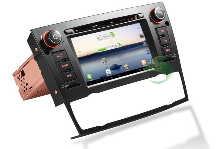 BMW E92 head unit DVD player