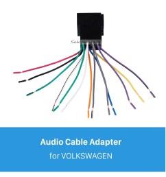 wiring work vw harnes [ 1500 x 1500 Pixel ]