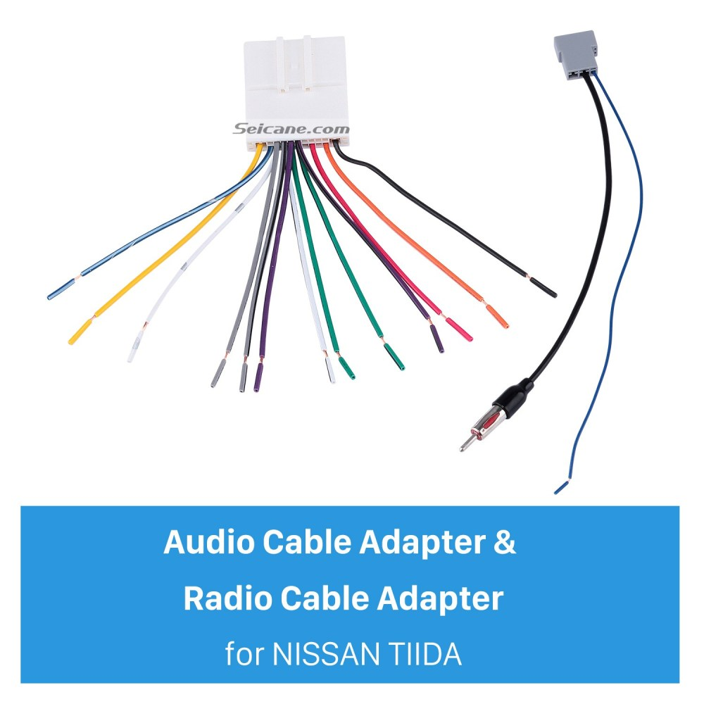 medium resolution of sound wiring harness audio cable adapter and radio cable adapter for sound wiring harness audio cable