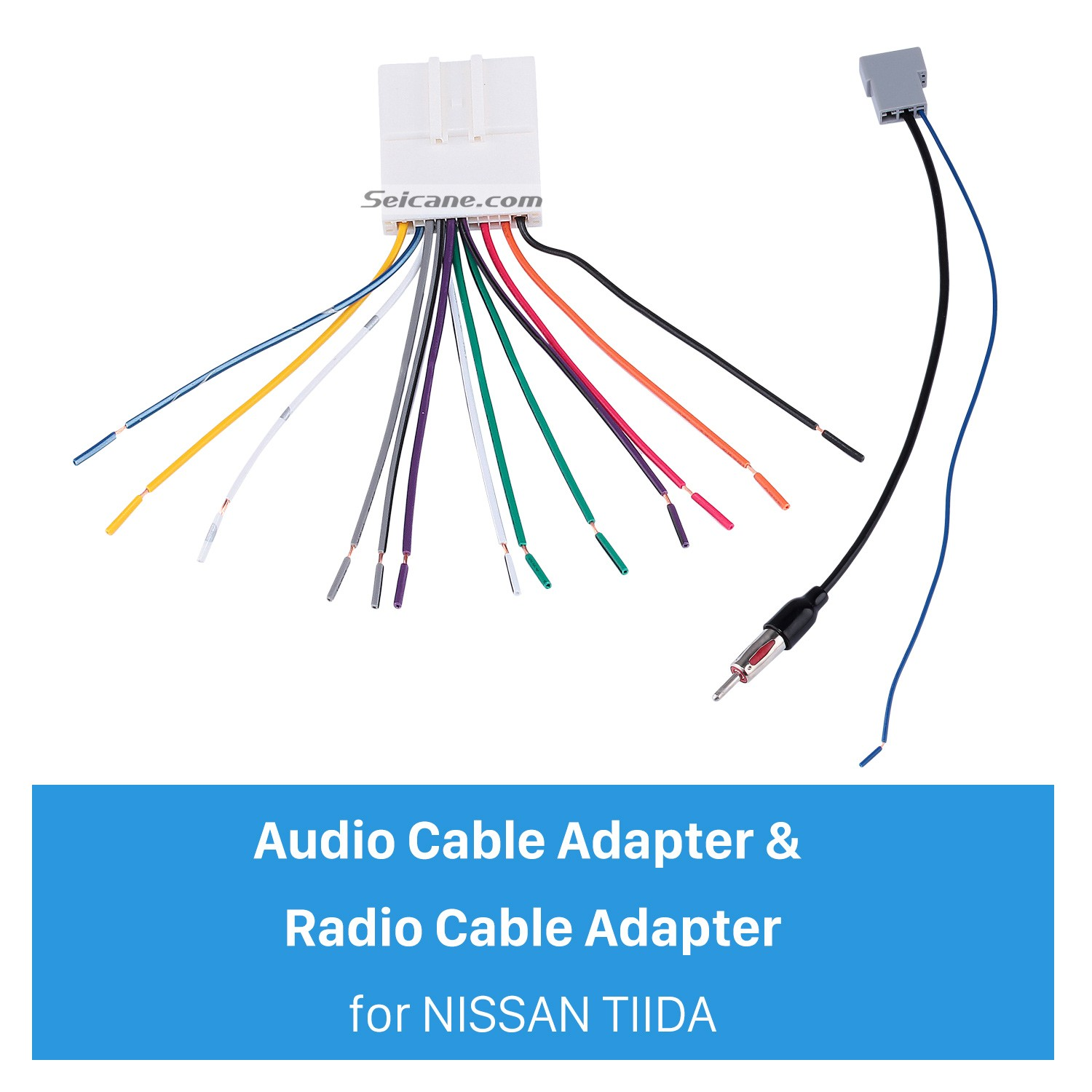 hight resolution of sound wiring harness audio cable adapter and radio cable adapter for sound wiring harness audio cable
