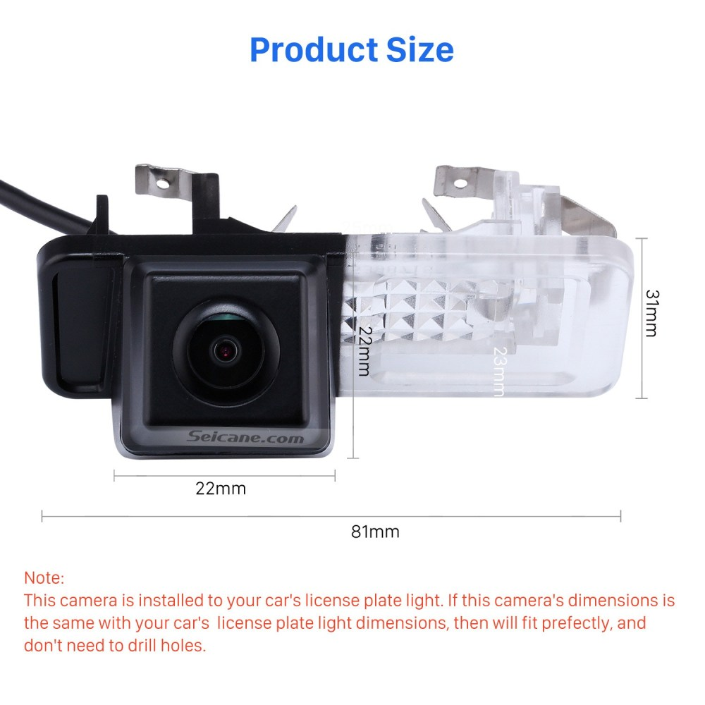 medium resolution of hd sony ccd 600 tv lines wired car parking backup reversing camera for 2008 2013