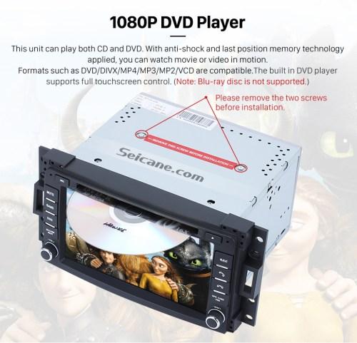 small resolution of  seicane pontiac montana sv6 dvd player gps navigation system with radio tv bluetooth