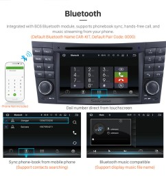 seicane android 7 1 gps navigation system for 2001 2008 mercedes benz g class  [ 980 x 1014 Pixel ]