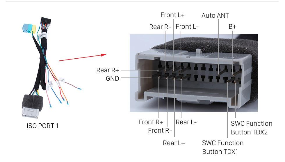 medium resolution of  seicane android 8 0 2005 2006 pontiac montana sv6 radio gps navigation with dvd player hd touch