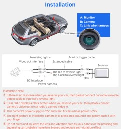 installation hd sony ccd 600 tv lines wired car parking backup reversing camera for kia k5 [ 980 x 1135 Pixel ]
