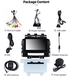 seicane oem android 8 0 radio dvd player gps navigation system for 2010 2013 opel astra  [ 980 x 1169 Pixel ]