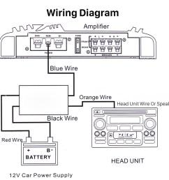 car wire harness audio power amplifier time delayer starter adapter power amplifier wiring diagram power amp wiring [ 980 x 836 Pixel ]