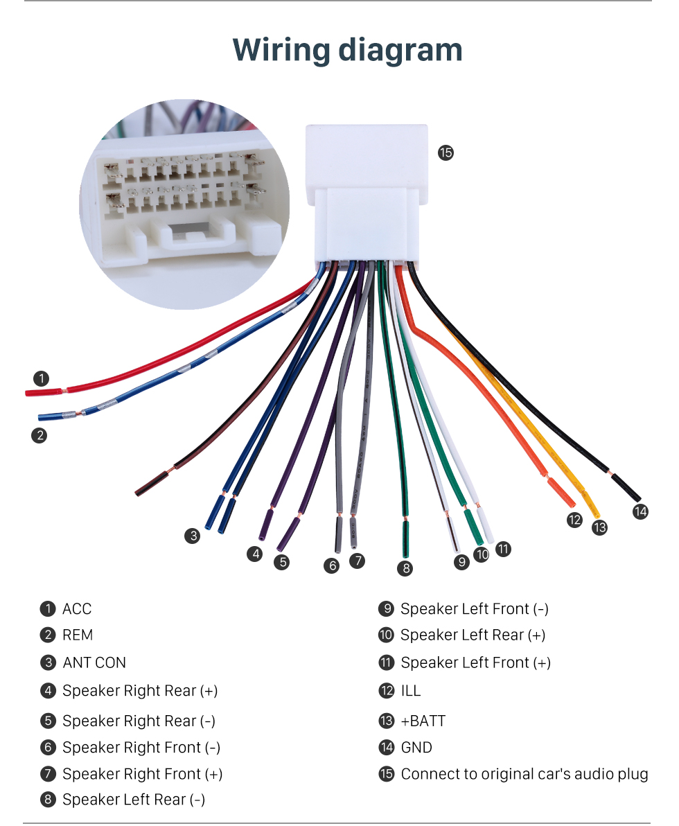 Diagramme De Amazon Com Pyle Ple780p Single Double Wiring