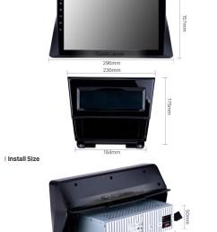 seicane 10 1 inch 2008 2009 2010 2011 2012 honda accord 8 android 8 1 radio gps navigation  [ 980 x 1430 Pixel ]