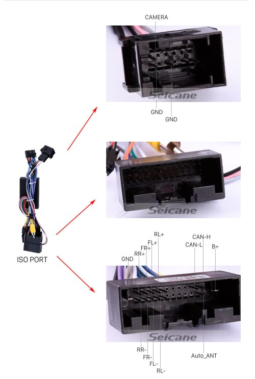small resolution of  seicane android 6 0 2012 2013 2014 2015 ford focus 9 7 inch hd touchscreen car stereo radio