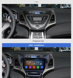 oem 9 inch 2012 2013 hyundai elantra android 9 0 radio gps hyundai elantra hyundai wiring diagrams 2001  [ 980 x 1238 Pixel ]
